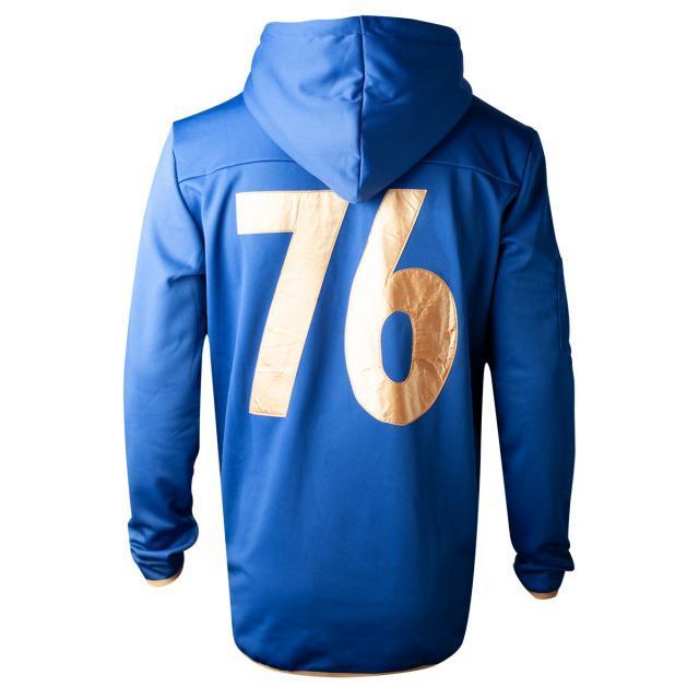 Fallout 76 - Vault 76 TeQ Men's Hoodie