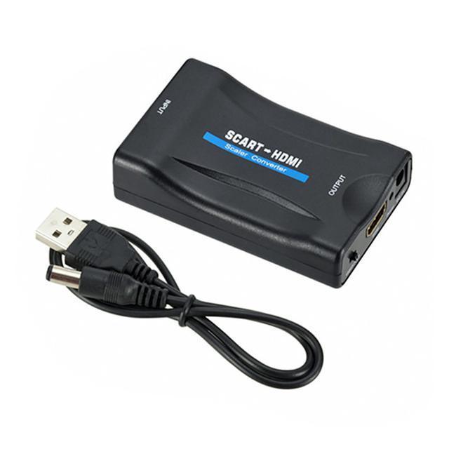 Estillo ASK-ST001 Scart to HDMI Converter