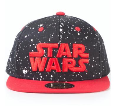 Star Wars - Red Space Snapback
