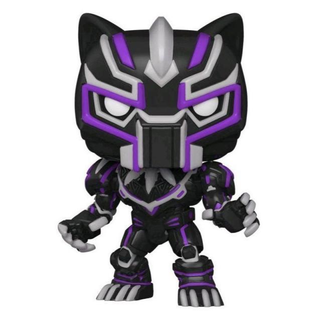 Funko POP! Marvel: Avengers MechStrike - Black Panther #830