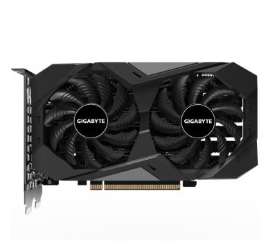 GIGABYTE GeForce GTX 1650 D6 WINDFORCE OC 4G
