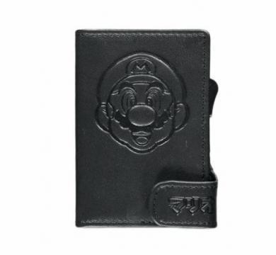 Nintendo - Super Mario Card 'Click' Wallet