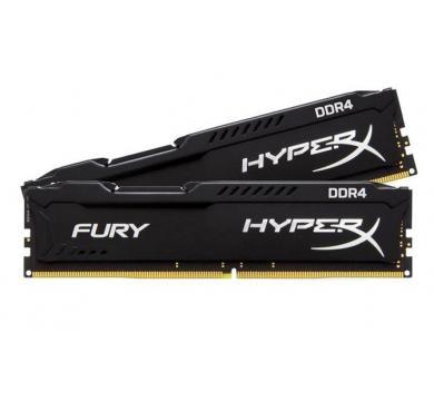 HyperX Fury 8GB (2x4GB) 2400MHz