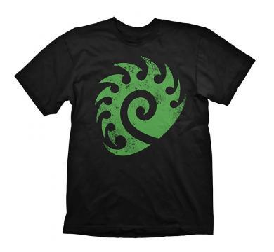 Starcraft T-Shirt Zerg Logo Vintage