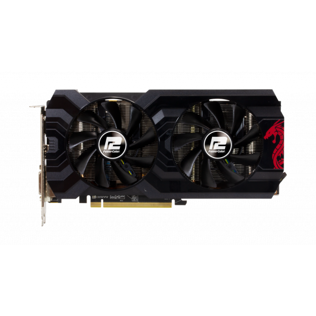 PowerColor Red Dragon Radeon RX 570 4G