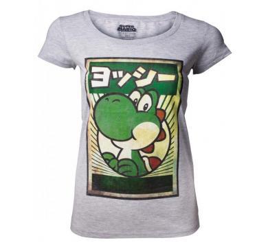 Super Mario - Japanese Yoshi Women's T-shirt