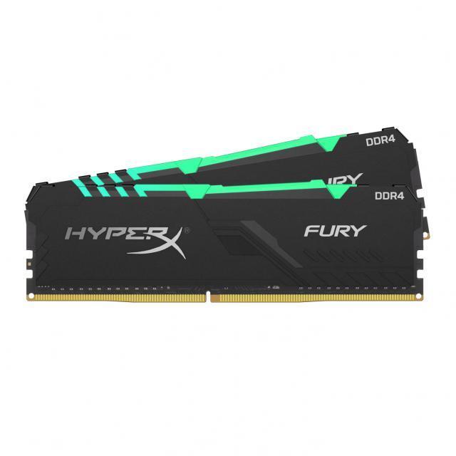 HyperX Fury RGB 32GB (2x16GB) 3200 MHz