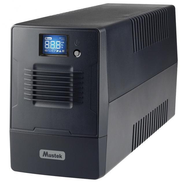 Mustek PowerMust 800-LCD-LI-T10