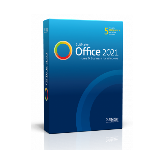 SoftMaker Office Home and Business 2021