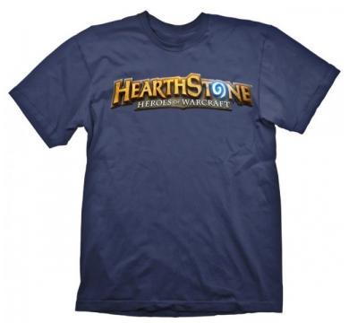 Hearthstone T-Shirt Logo Navy