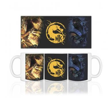 Чаша Mortal Kombat