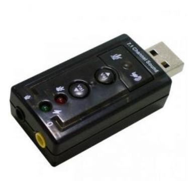 Estillo USB 7.1 Mini