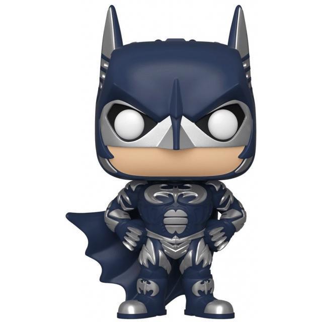 Funko POP! Heroes: Batman 80 Years - Batman (1997) #314