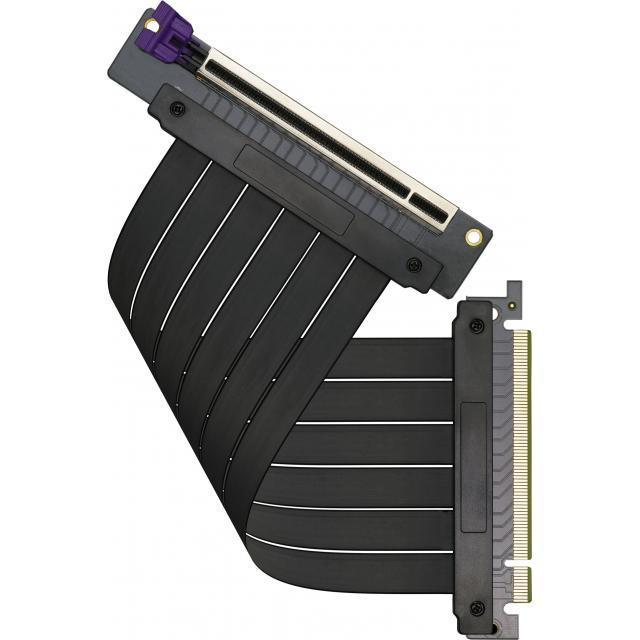 Cooler Master Riser Cable PCIe 3.0 X16 Ver. 2 - 300mm