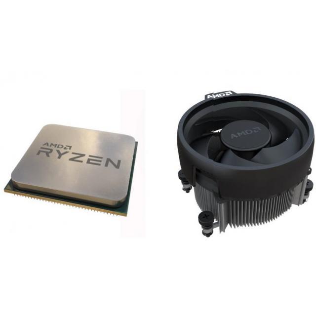 AMD Ryzen 5 PRO 3400G MPK