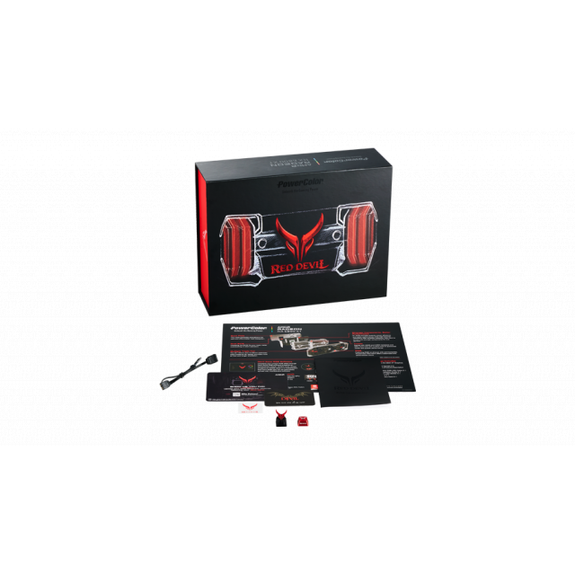 PowerColor Red Devil AMD Radeon RX 6800 XT 16G Limited Edition