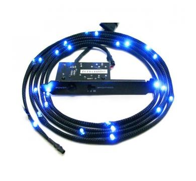 NZXT Sleeved LED Kit 1m Blue