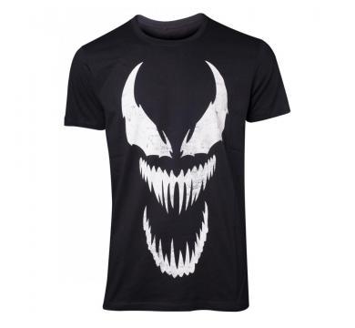 Marvel - Venom Face Men's T-shirt