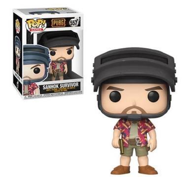 Funko POP! Games: PUBG - Hawaiian Shirt Guy #557