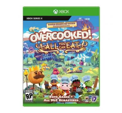 Xbox Series X/Xbox One Overcooked: All You Can Eat