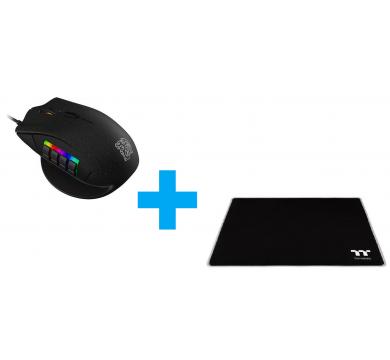 TteSports Nemesis Optical RGB + M500 L