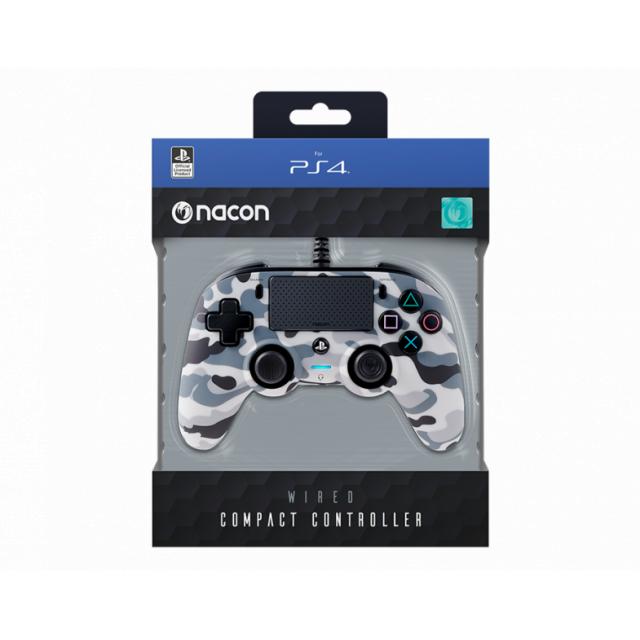 Nacon Camo Wired Compact Controller