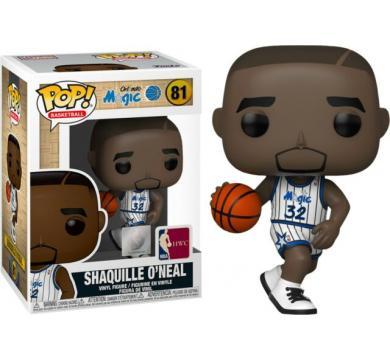 Funko POP! Basketball NBA: Legends - Shaquille O'Neal (Magic home) #81