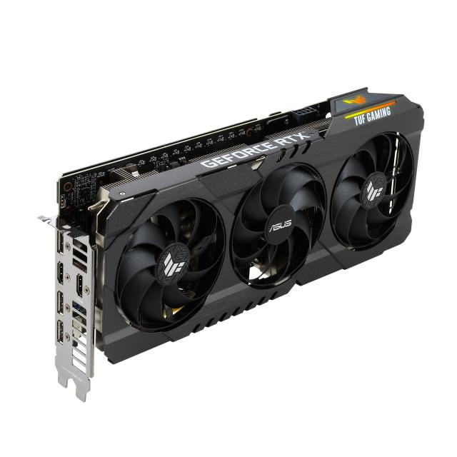 ASUS TUF Gaming GeForce RTX 3060 Ti OC Edition 8G
