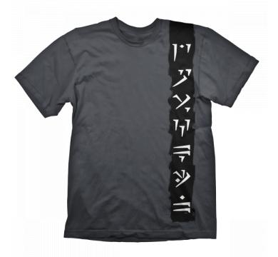 Skyrim T-Shirt Dovahkiin Banner