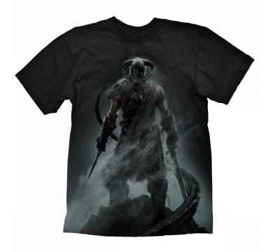 Skyrim T-Shirt Dragonborn
