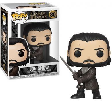 Funko POP! Game of Thrones - Jon Snow #80