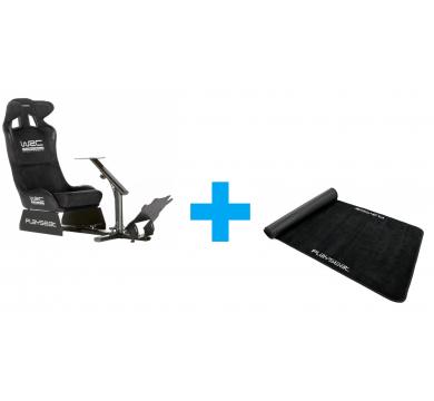 Playseat Floormat XL+Playseat WRC